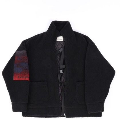 Sunset Per jacket/ black