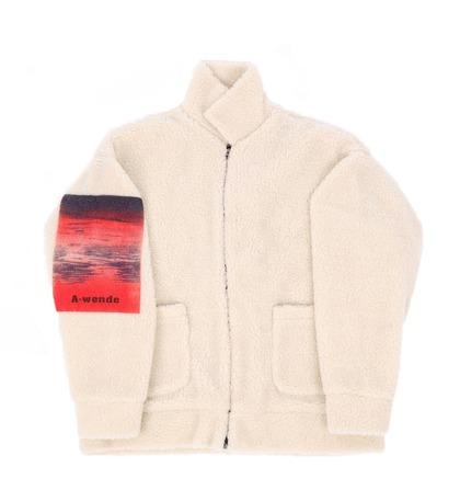 Sunset Per jacket/ ivory