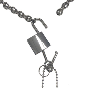 A-wende LOCK NECKLACE