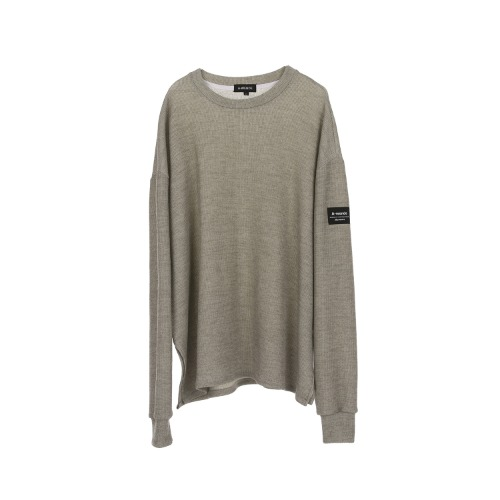 AWENDE Long sleeve (롱 슬리브) / Brown